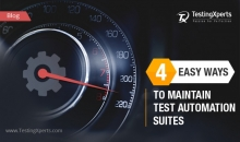 quality assurance automation testing services